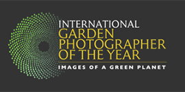 International garden photographer of the Year 2015 - logo