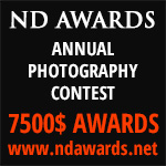 ND Awards 2015 – Over $7500 in cash prizes - logo