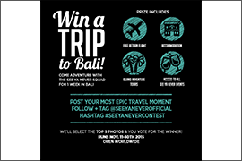 Epic Travel Photo Instagram Contest - logo