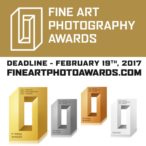Fine Art Photography Awards 2017 - logo