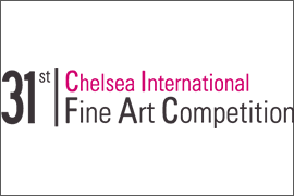 31st Chelsea International Fine Art Competition 2016 - logo