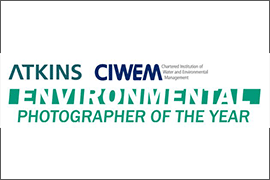 Atkins CIWEM Environmental Photographer of the Year Award - logo