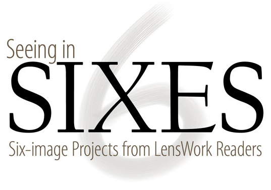 LensWork Community Book Project 2016 – Seeing in SIXES - logo