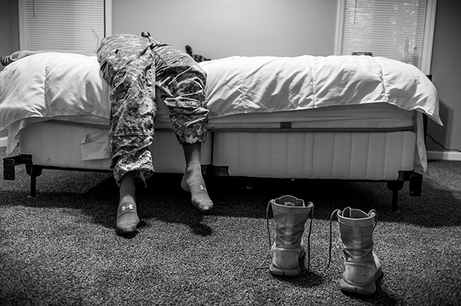 Sexual Assault in America's Military - Mary F. Calvert - Natasha Schuette (21) was pressured not to report being assaulted by her drill sergeant during basic training, at Fort Jackson North Carolina. She refused to back down. Staff Sergeant Louis Corral is now serving four years in prison for assaulting her and four other female trainees. The US Army rewarded Natasha for her courage in reporting her assault, and the Sexual Harassment/Assault Response & Prevention office distributed a training video featuring her story. She is now stationed at Fort Bragg, North Carolina.