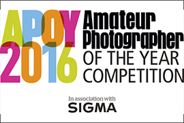 Amateur Photographer of the Year 2016 - logo