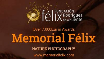 MEMORIAL FELIX – Nature Photo Contest 2016 - logo