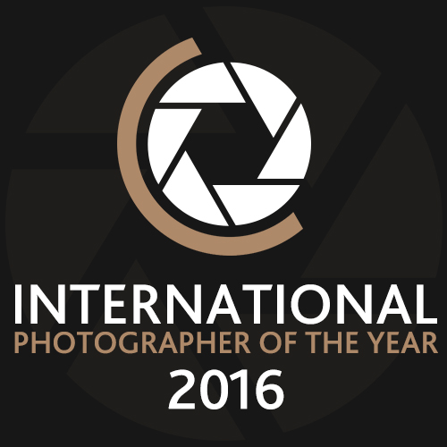 International Photographer of the Year 2016 - logo