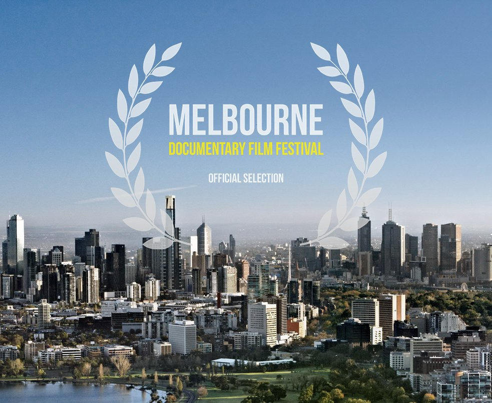 The Melbourne Documentary Film Festival 2017 - logo