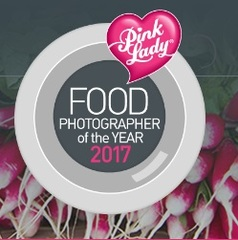 Pink Lady Food Photographer of the Year 2017 - logo