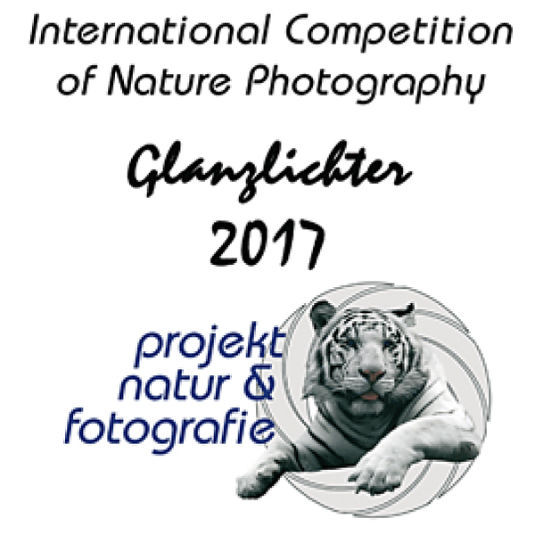 International Competition of Nature Photography Glanzlichter 2017 - logo