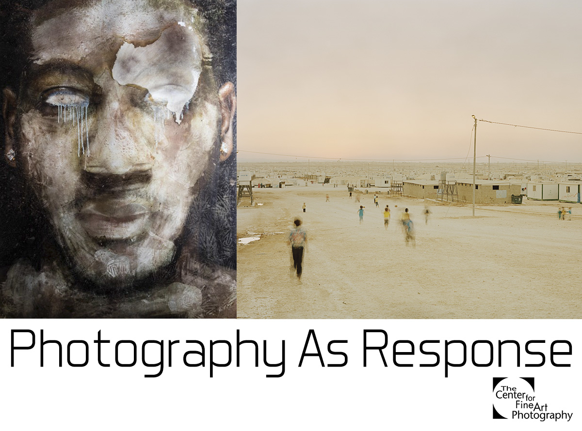 Photography as Response | INTERNATIONAL CALL FOR ENTRY - logo