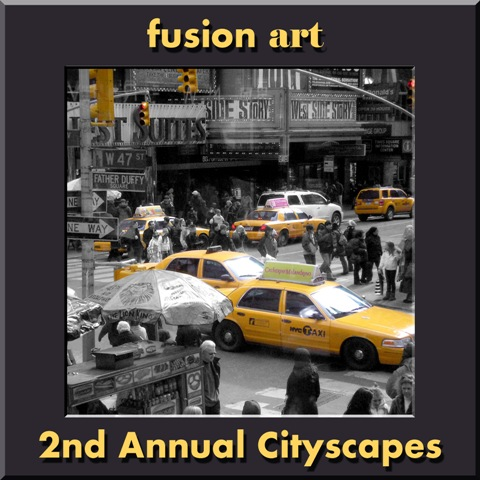 "2nd Annual ""Cityscapes"" International Art/Photography Competition - logo"