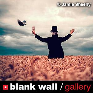 Fine Art 2017 by Blank Wall Gallery - logo