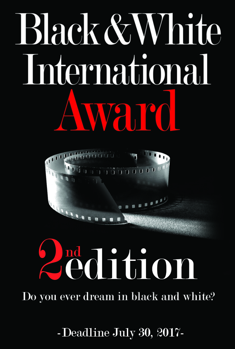 Black and White International Award 2017 - logo