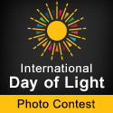SPIE International Day of Light Photo Contest 2017 - logo