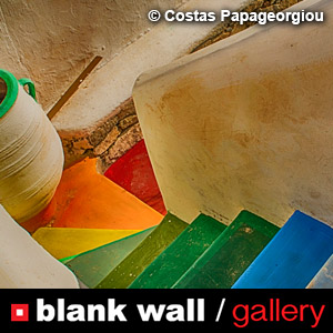 Travel by Blank Wall Gallery - logo