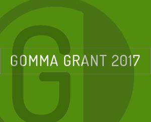 Gomma Photography Grant 2017 - logo