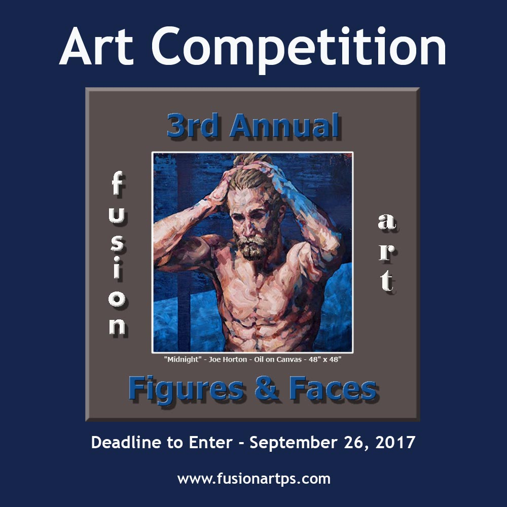 "3rd Annual ""Figures & Faces"" International Art/Photo Competition - logo"