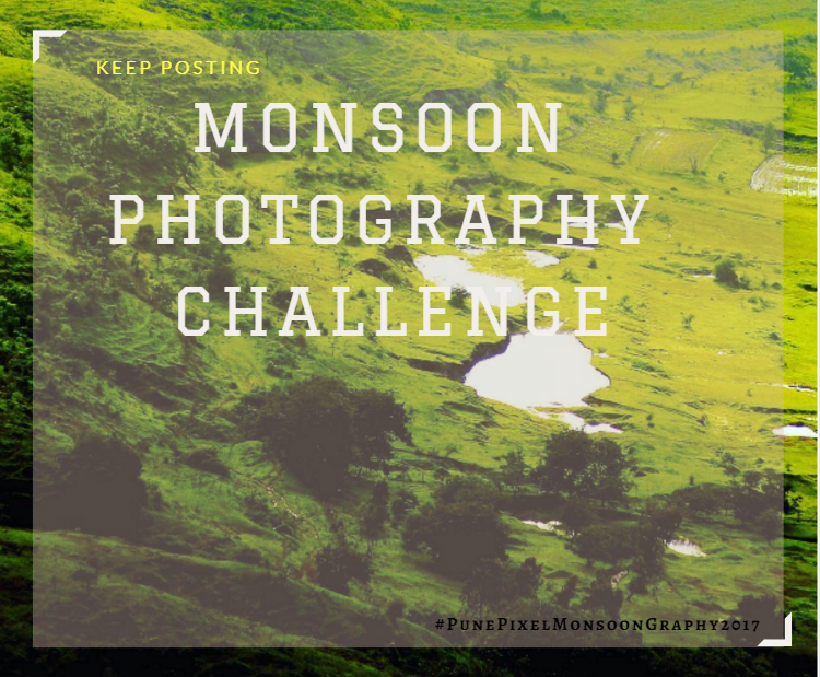 Monsoon Season Photography Challenge 2017 - logo