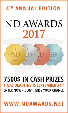 ND Awards 2017 - International Photography Competition