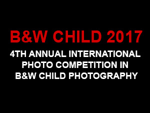 B&W Child 2017 Photo Competition - logo