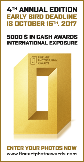 4th Fine Art Photography Awards - International Fine Art Photography Contest