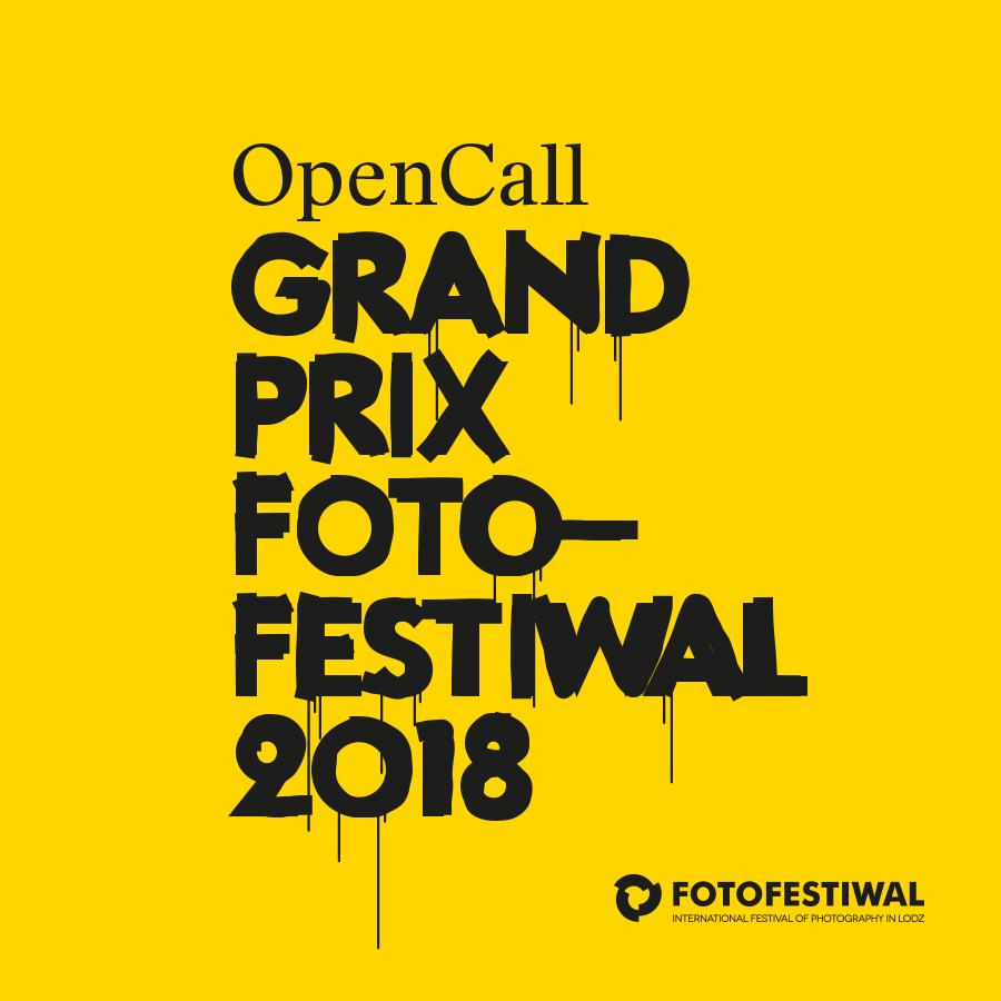 Grand Prix Fotofestiwal 2018 - logo
