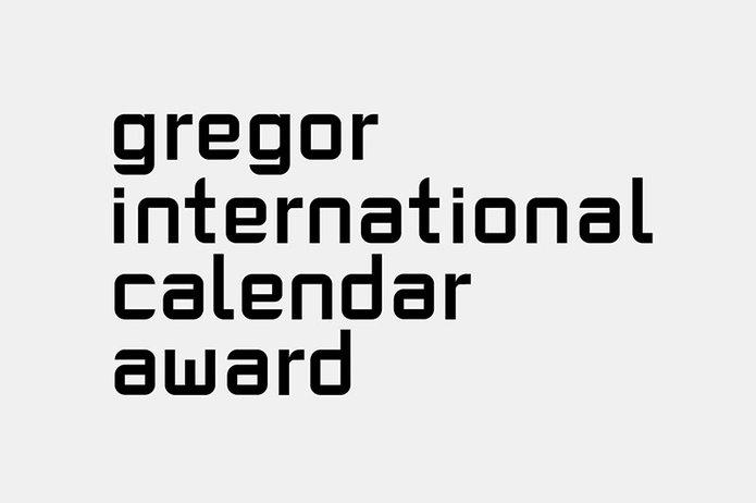 Gregor Calendar Award 2018 - logo