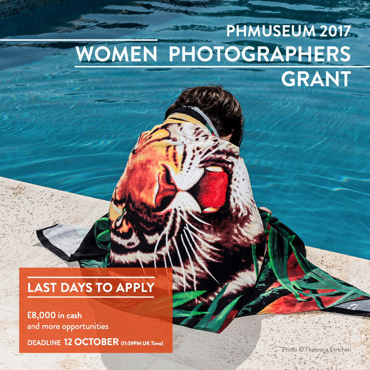 PHmuseum 2017 Women Photographers Grant - logo