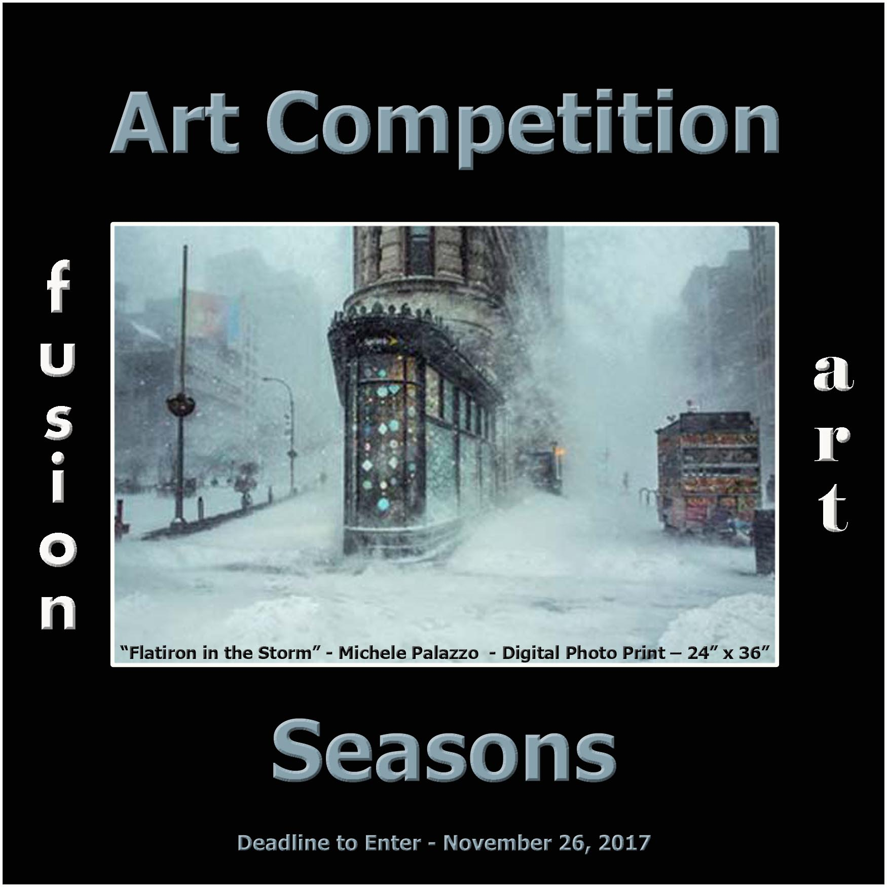 Seasons International Art Competition - logo