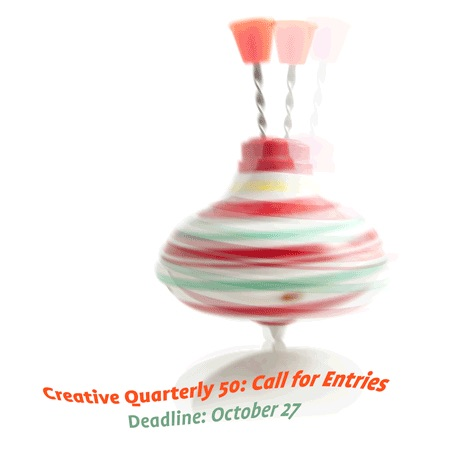 CQ50 International Call for Entries - logo