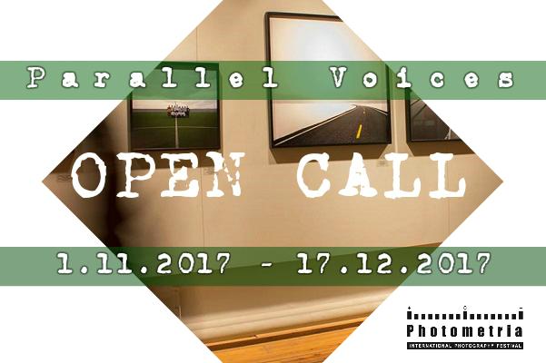 """Parallel Voices"" portfolio contest - logo"
