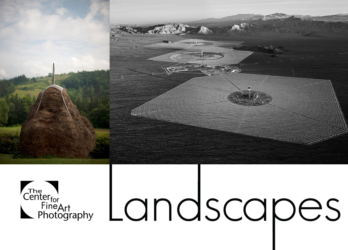Landscapes Photography Call for Entry at The Center for Fine Art Photography - logo