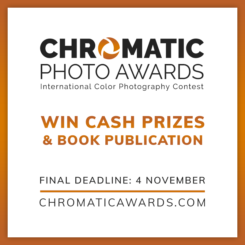 Chromatic Photography Awards 2018 - logo
