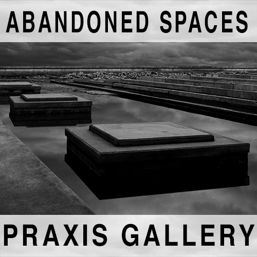 THEME | EMPTY PLACES : ABANDONED SPACES - logo