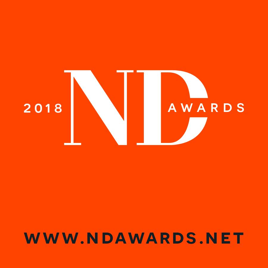 ND Awards 2018 - logo