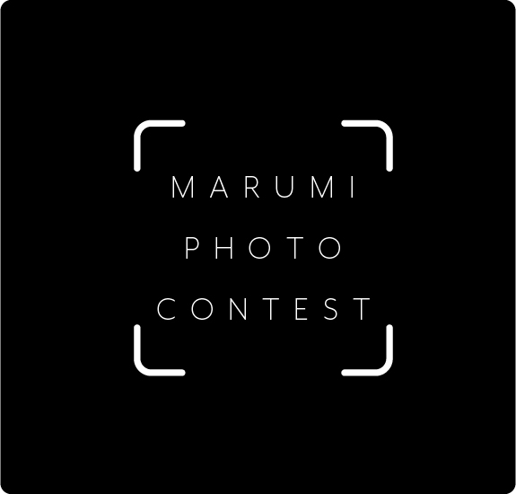 MARUMI 2nd PHOTO CONTEST - logo