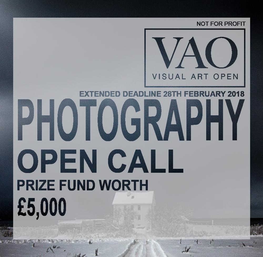 VISUAL ART OPEN PRIZE – Artist Call - logo