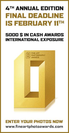 Fine Art Photography Awards - Annual Photo Contest