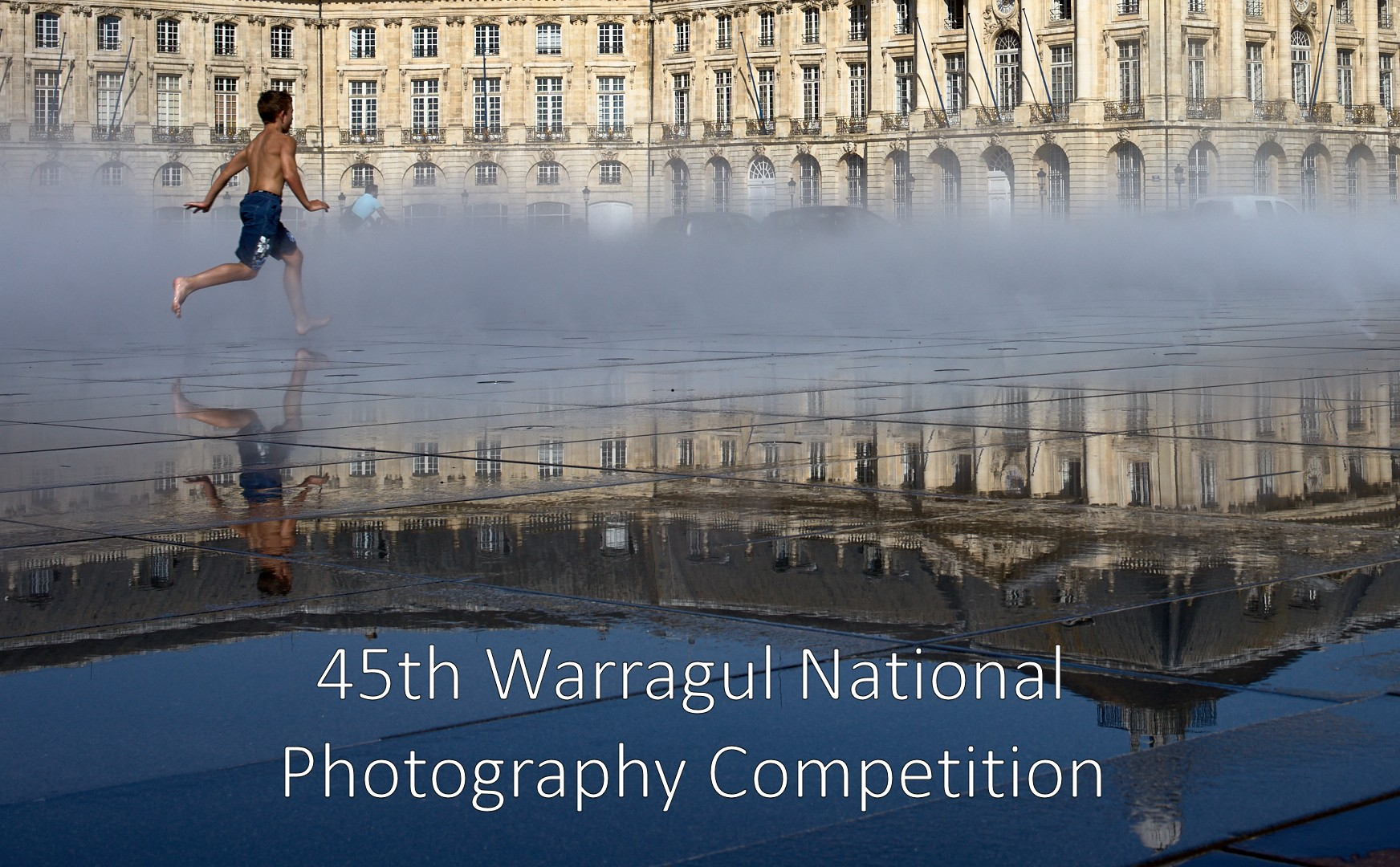 45th Warragul National Photographic Competition and Exhibition - logo