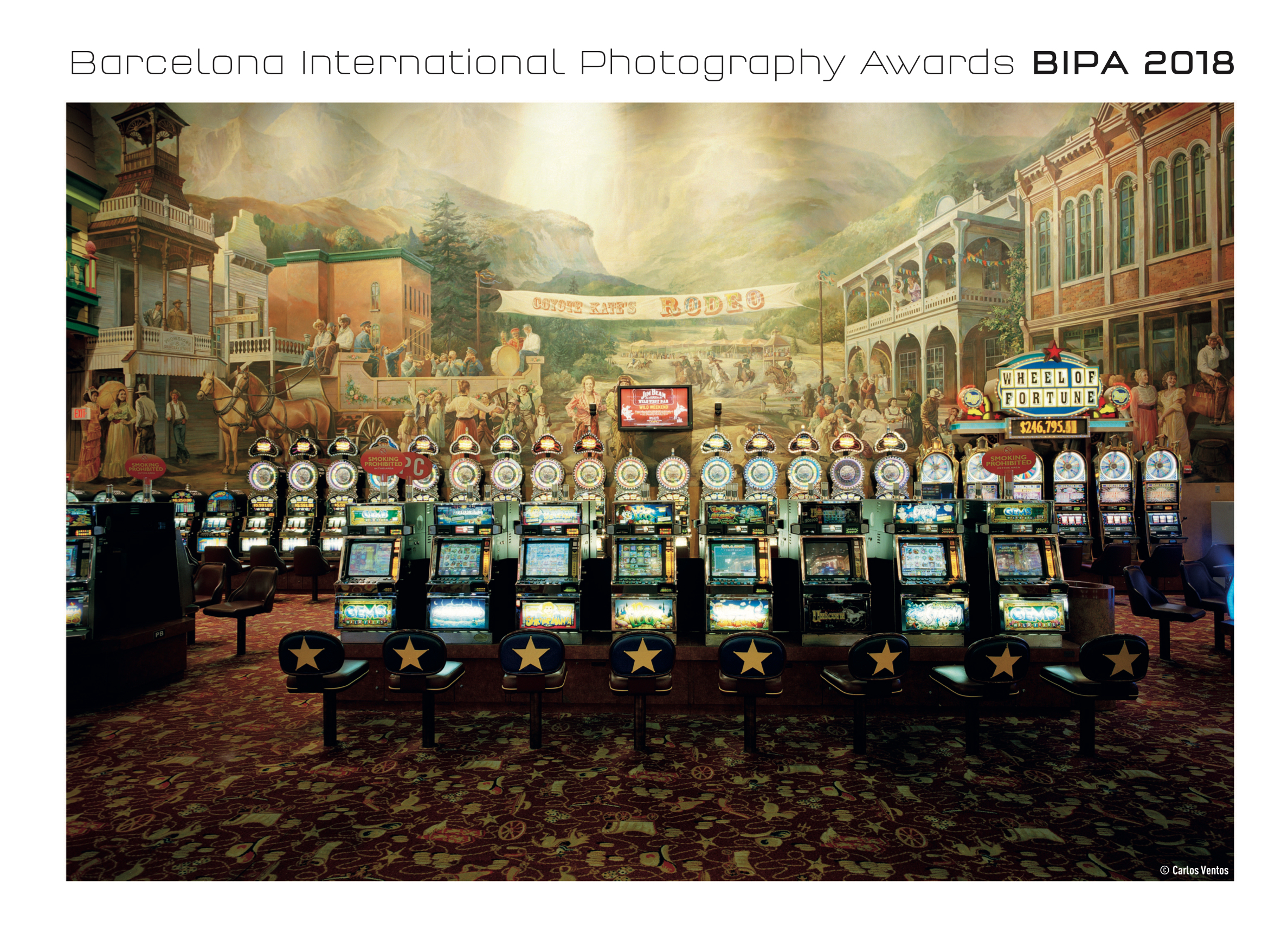 Barcelona International Photography Award 2018 - logo