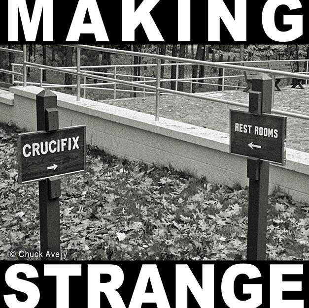 Call for Entries | Theme | Making Strange - logo