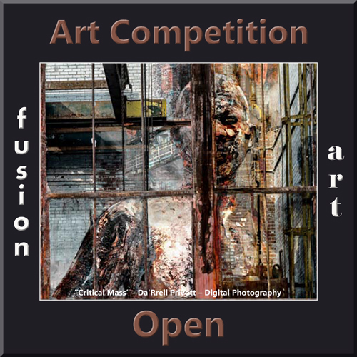 """Open"" (No Theme) International Art/Photo Competition - logo"