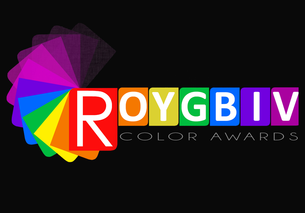 2nd ROYGBIV Color Awards - logo