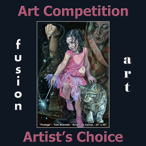 3rd Annual Artist's Choice Art Competition - logo