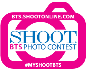 SHOOT BEHIND THE SCENES PHOTO CONTEST – SUMMER 2018 EDITION - logo