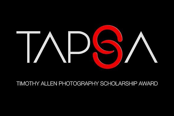 Timothy Allen Photography Scholarship Award - logo