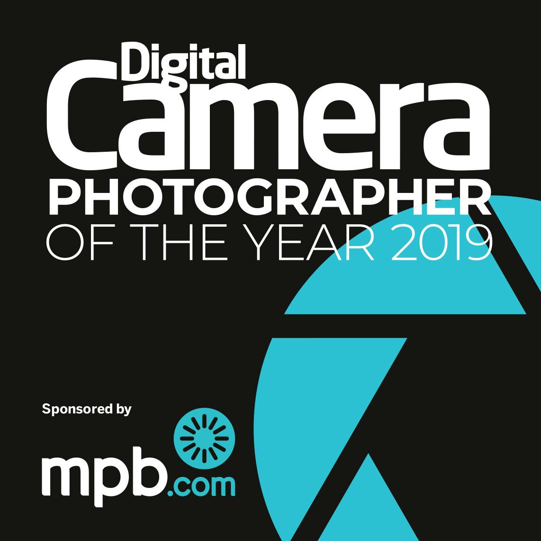 Digital Camera Photographer of the Year 2019 - logo
