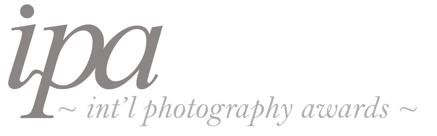 International Photography Awards 2018 - logo