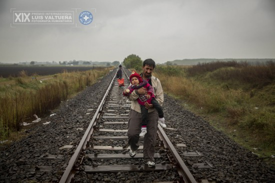 Luis Valtueña International Humanitarian Photography Award 2018 - logo